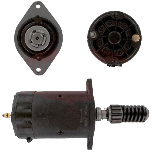 prestolite alternator wiring diagram 24v ford parts